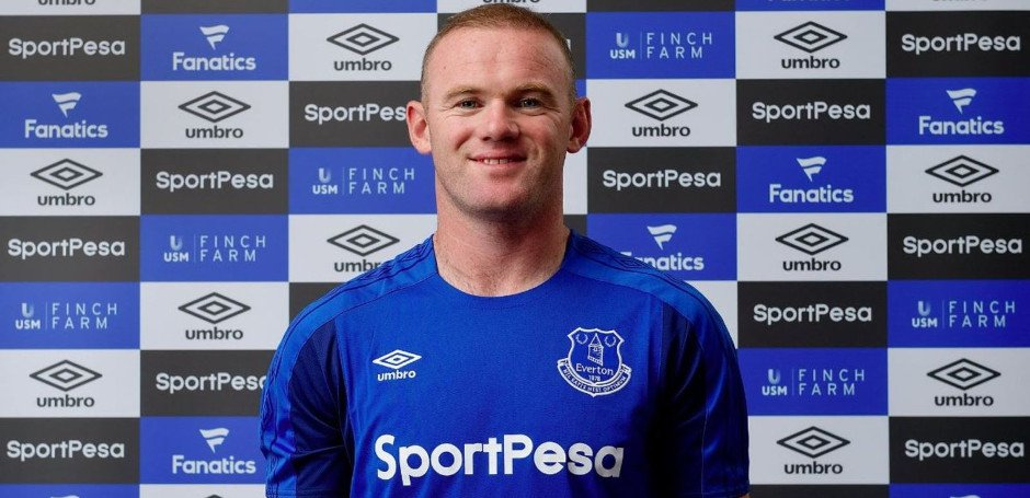 Rooney se vrací do Evertonu
